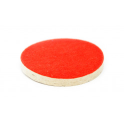 Круг фетровый на липучке (Velcro)