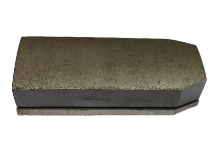 Абразивный сегмент алмазный Fickert 140 мм