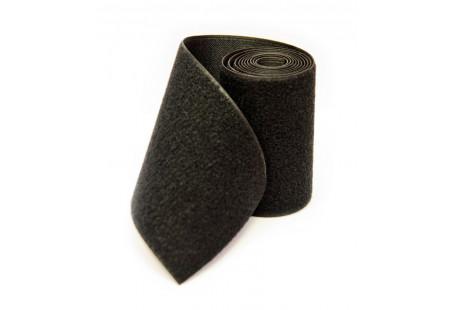 Липучка на АГШК, 100 мм, черная