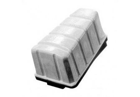 Абразивный сегмент магнезиальный Fickert 140 мм. Record (Италия)