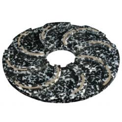 Круг алмазный шлифовальный пластик, Беларусь