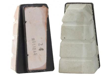 Абразивный сегмент магнезиальный Fickert 140 мм. (Китай)